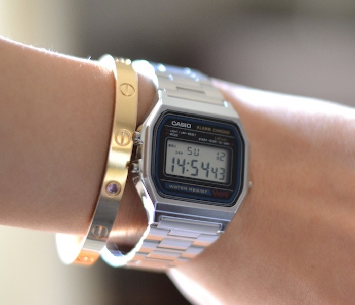 casio montre promo