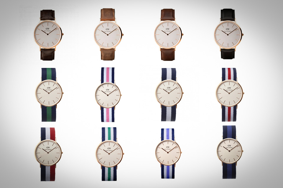 daniel-wellington-promo montre